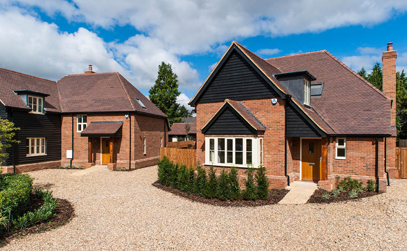 New Build Homes Horton, Bedfordshire | Luxury 4 bed detached houses